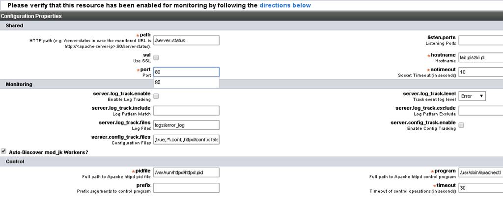 vRealize Hyperic 5 8 4 – Monitor Apache server  |