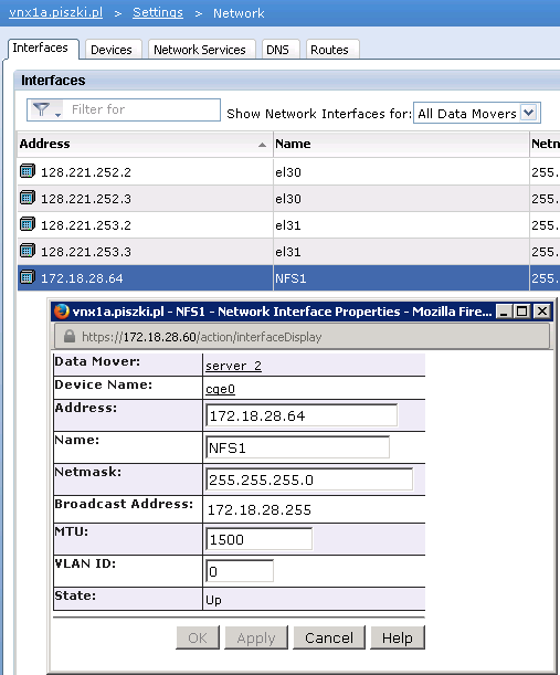 EMC VNX for File Simulator – installation and configuration  |