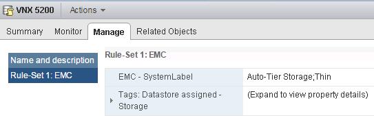 Configuring VMware VASA for the EMC VNX 5200 in vSphere 5 5