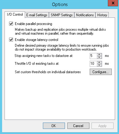 Veeam Backup v9 – Datastore Command Aborts |